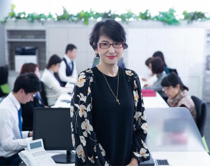 理事/税理士 加藤伊津子